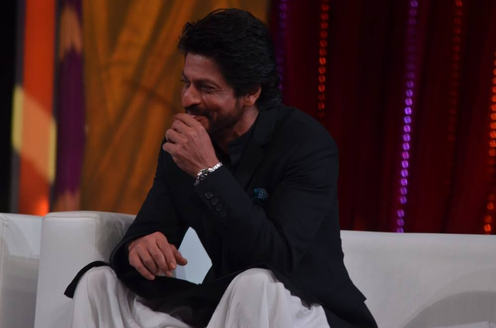 Shahrukh Khan / Zee Marathi  SRK Promoting FAN on Chala Hawa Yeu Dya