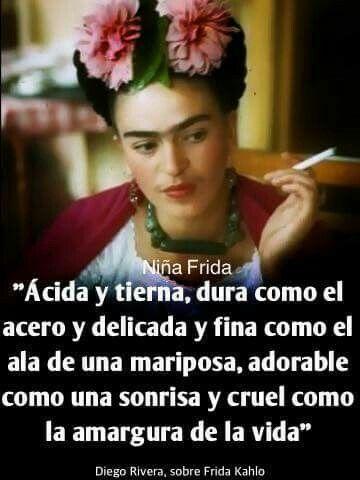 Inspirational Frida Kahlo Quotes Spanish : inspirational, frida, kahlo, quotes, spanish, Frida, Kahlo, Quotes,, Inspirational, Quotes