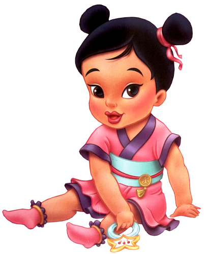 *LITTLE MULAN ~ disney-princess Photo | MULAN, 1998 + 2004 ...