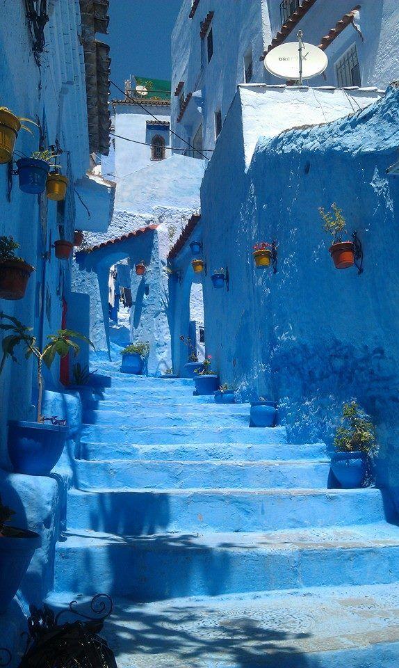 Worldautismawarenessday Autismawarenessday Chefchaouen Chaouen Xauen Moroc Light Blue Aesthetic Blue Aesthetic Pastel Blue Aesthetic