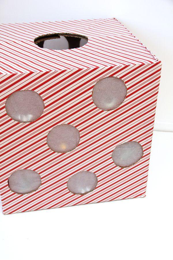 DIY Punch Box Advent Calendar Advent calendars