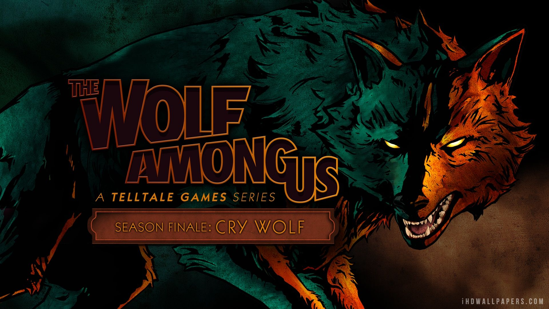 The Wolf Among Us Wallpaper Wallpapersafari The Wolf Among Us Wolf Comics Wolf