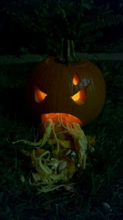 Vomiting pumpkinewww The Holidays Pinterest