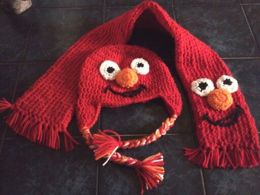 Elmo set