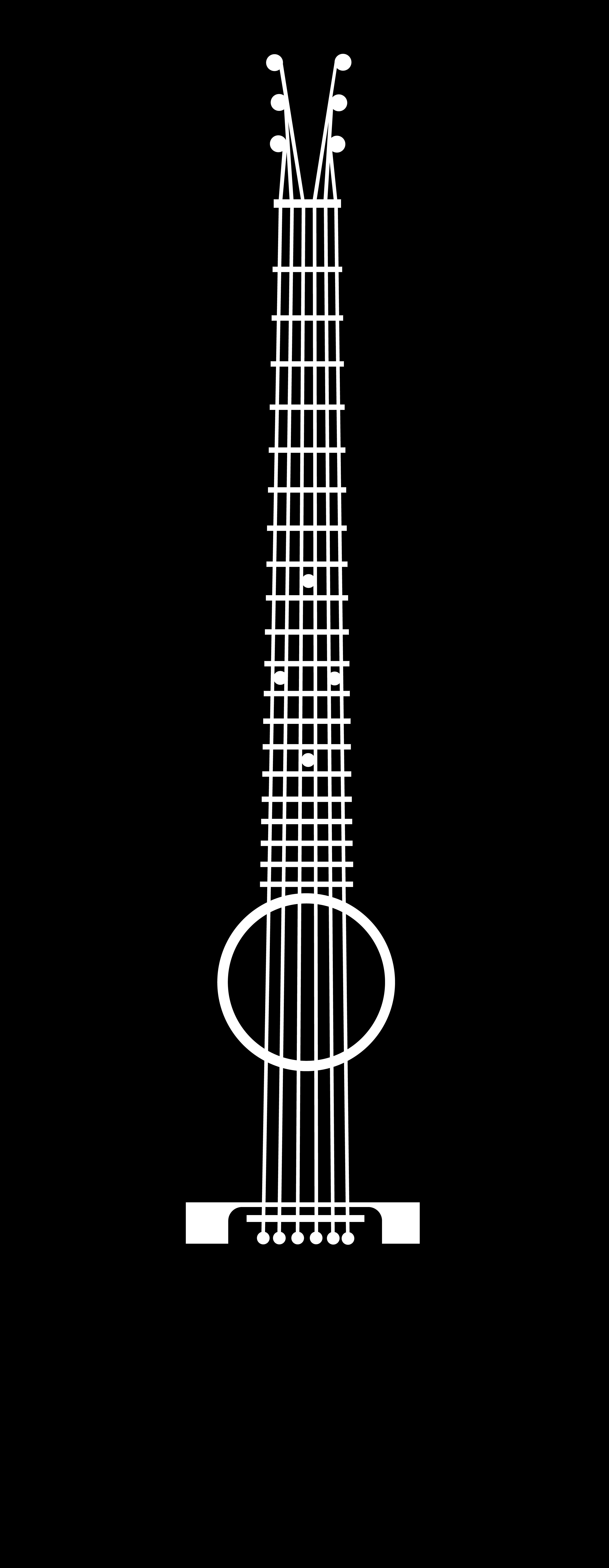 Acoustic Guitar Black Silhouette Png 3184 8188 Guitar Illustration Free Clip Art Guitar Art