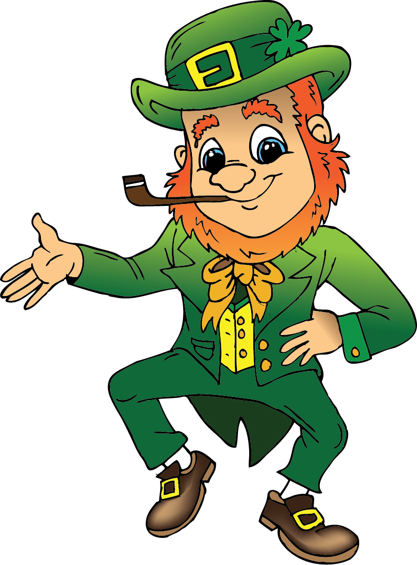 Uncategorized Dancing Leprechauns gear up for st pattys day with our special patricks easter
