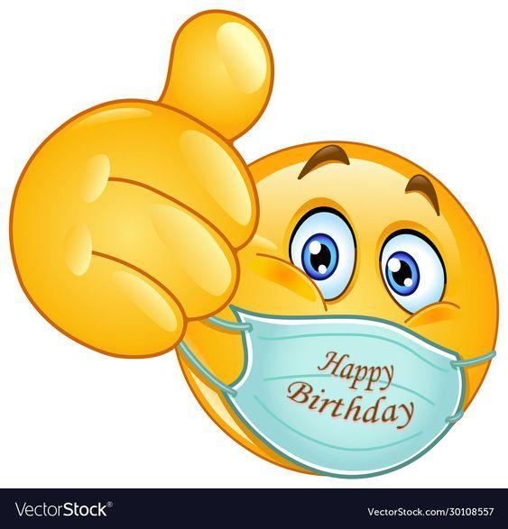 Free Emoji Birthday Greeting Cards Happy Birthday Emoji Happy Birthday Messages Birthday Greetings