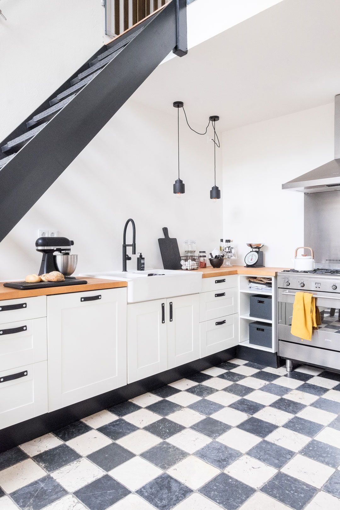 Pin Op Vtwonen Keuken