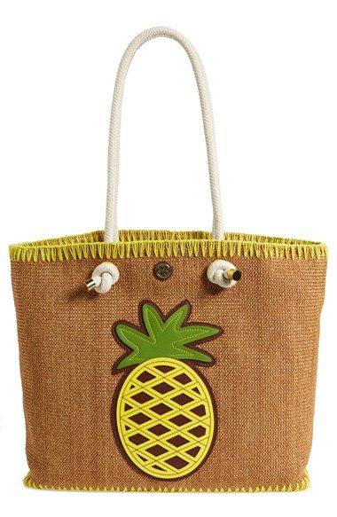 c12ce8db764 Tory Burch  Pineapple  Woven Tote available at  Nordstrom ...