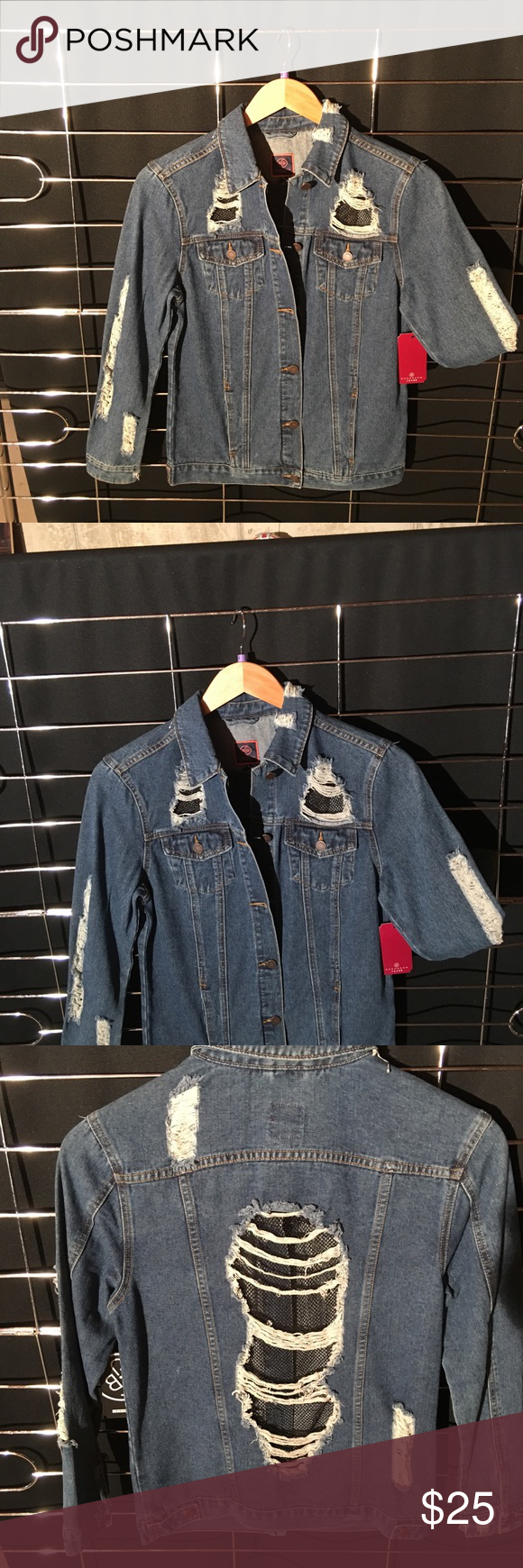 Nwt Boom Boom Jeans Deconstructed Jean Jacket Nwt Deconstructed Jean Jacket By Boom Boom Size S See Pictures For De Boom Boom Jeans Clothes Design Fashion [ 1740 x 580 Pixel ]