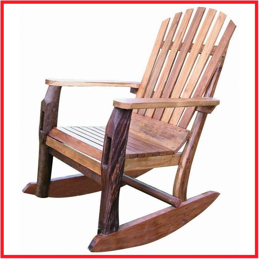 Wooden Rocking Chair Blueprints