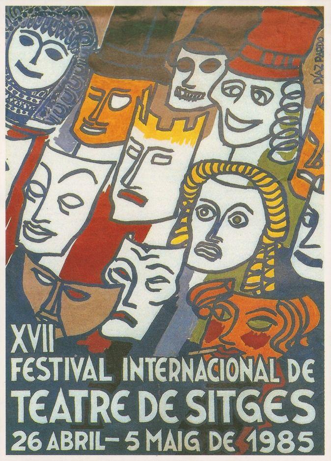 Festival internacional de teatre de Sitges 1985
