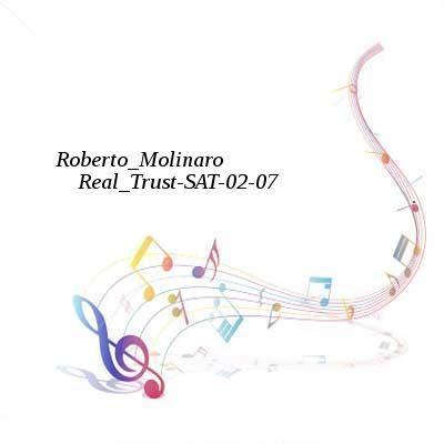 Roberto Molinaro-Real Trust-SAT-02-07-2016-TDMLiVE