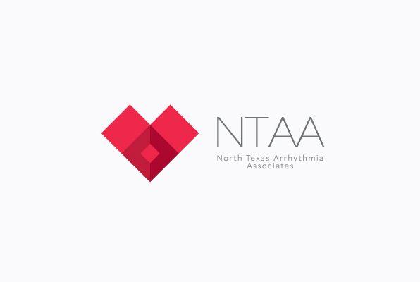 #ntaa #design #branding #oven #logo #identity #diegocaceres #claudiarueda     North Texas Arrhythmia Associates by Oven