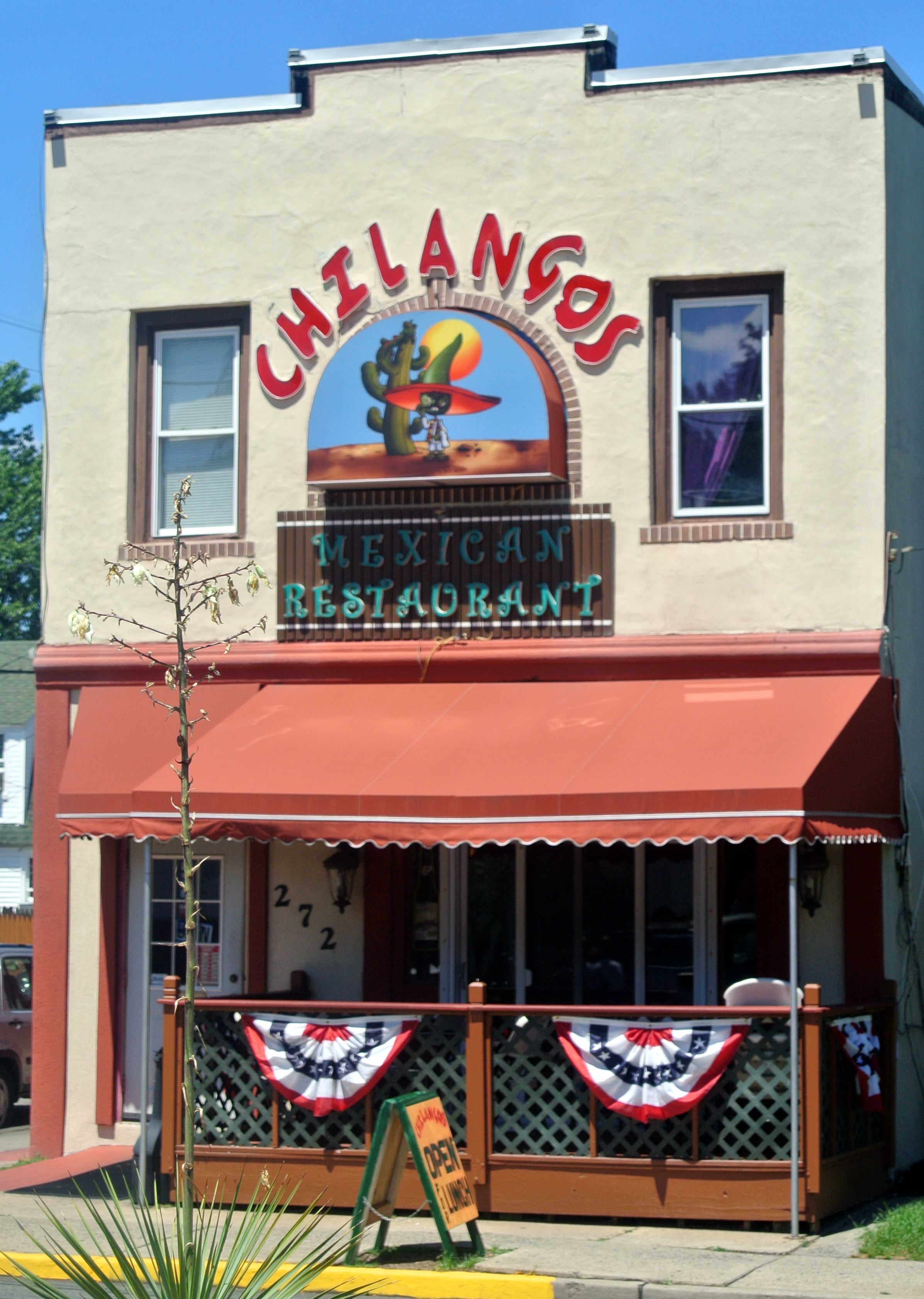 Chilangos Mexican Restaurant Highlands Nj