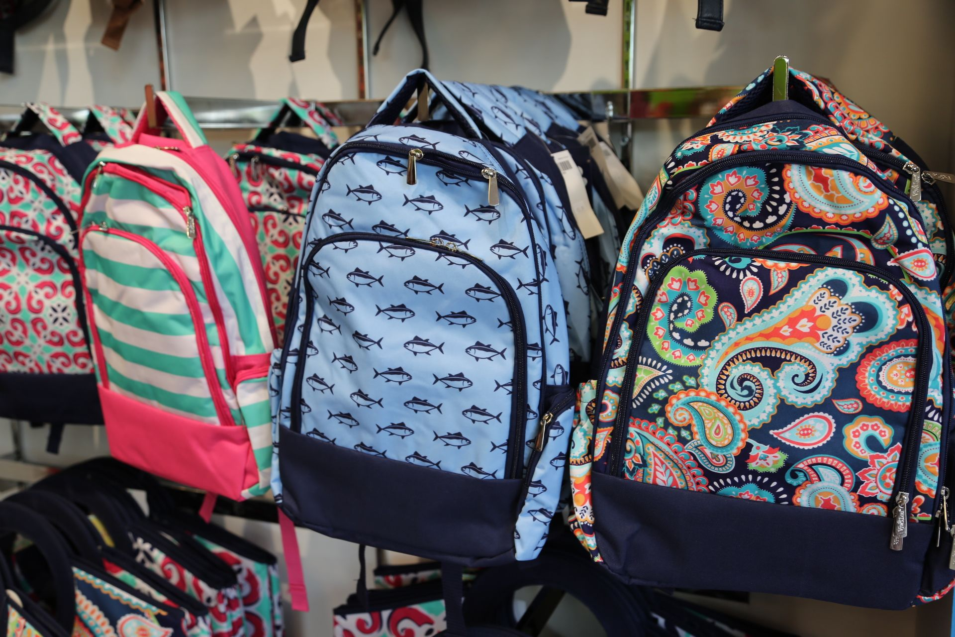 Monogram Backpacks at Monogram Boutique at The Island in Pigeon ...