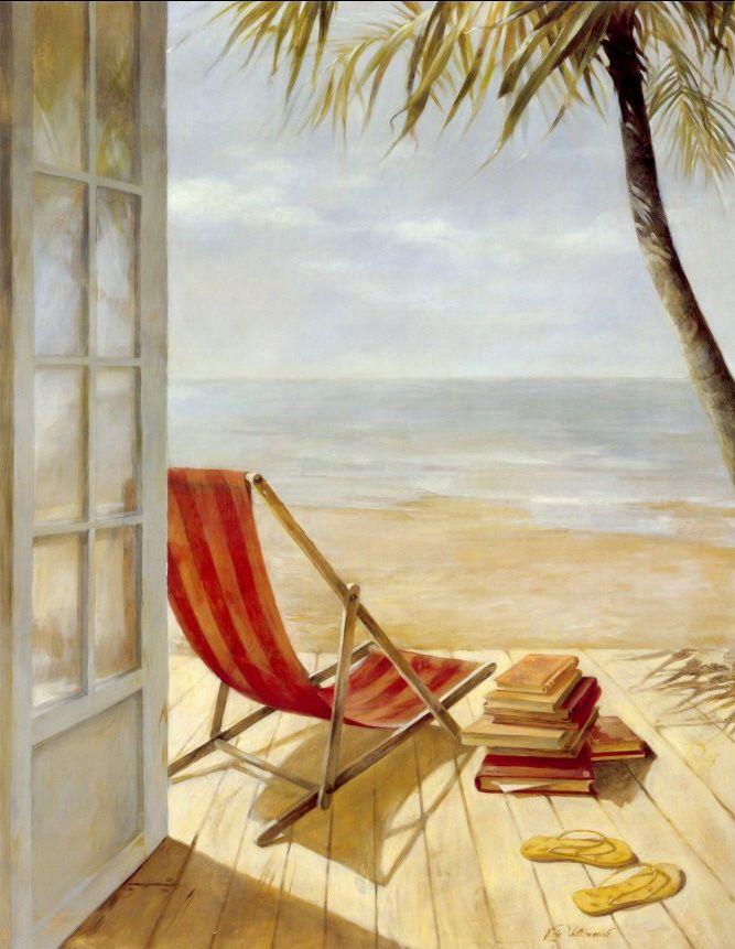 Fabrice de Villeneuve | Deniz ve Sahil / Sea & Beach | Pinterest