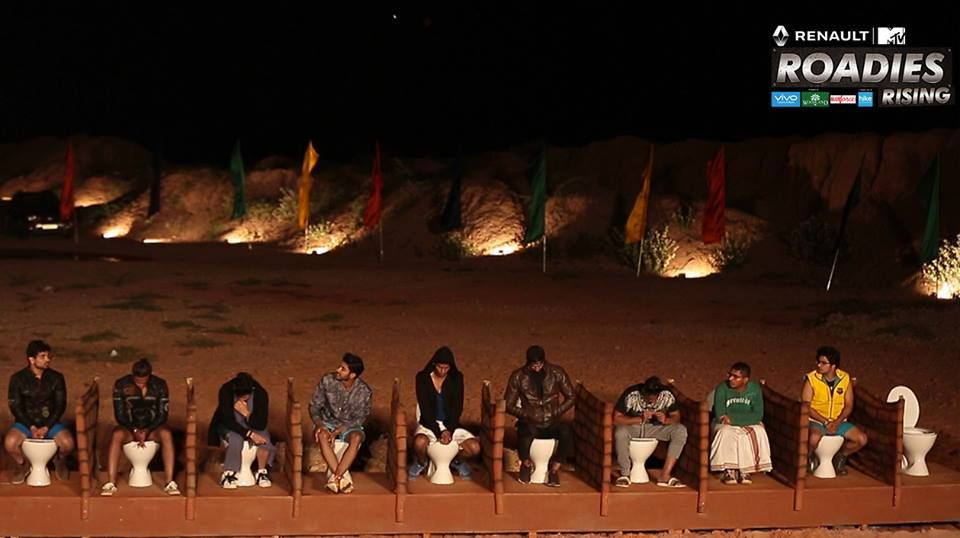 MTV Roadies Rising (Roadies X5) Episode 18 Vote Outs And