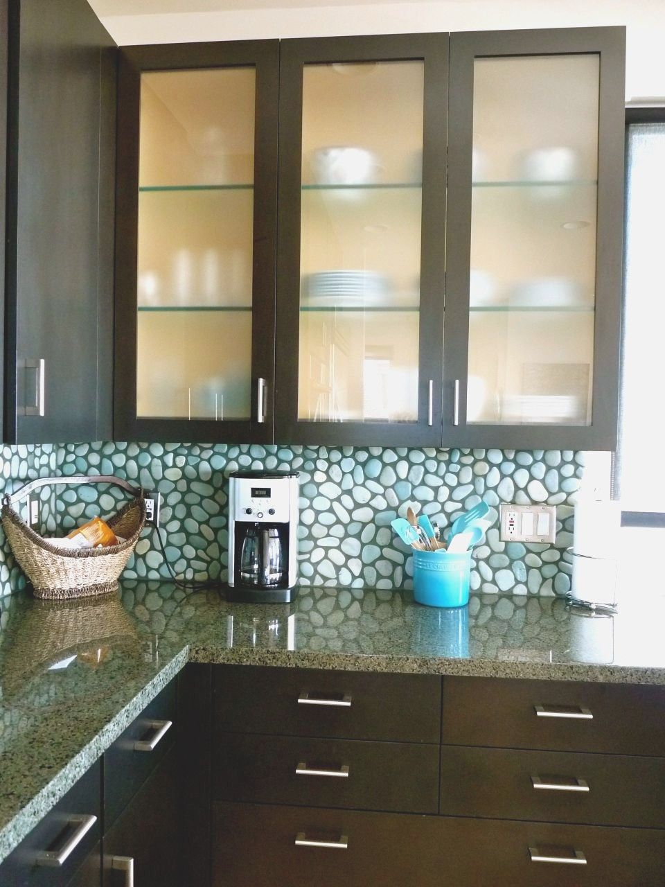 Glass Inserts For Kitchen Cabinets Cheap Glass Inserts For