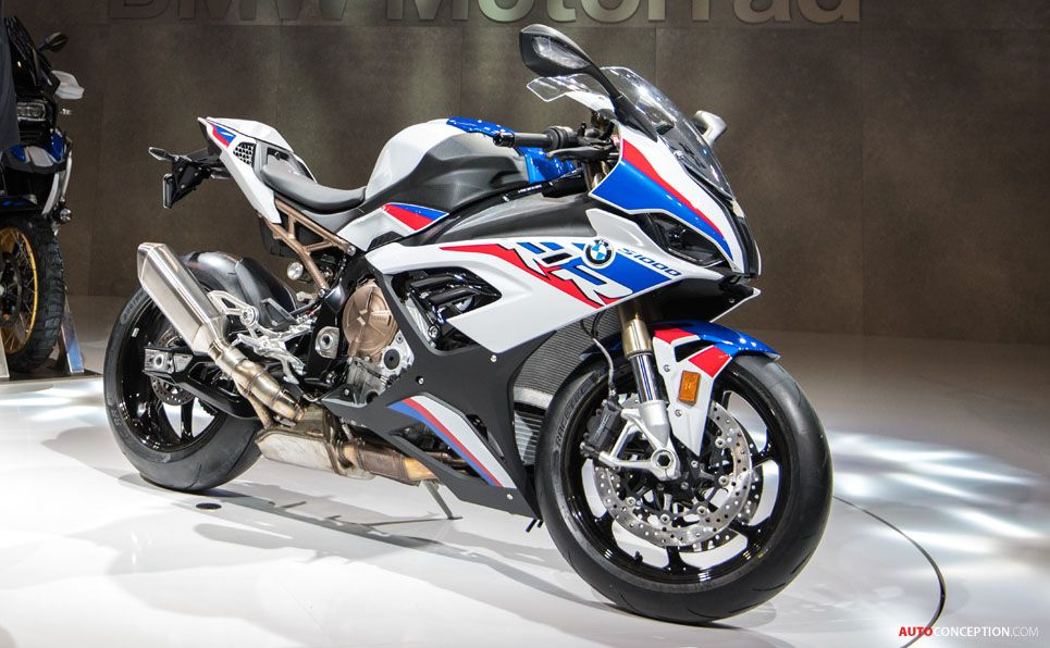 Bmw Sport Motorcycle Also A Way To Show Off A Motorcycles Style