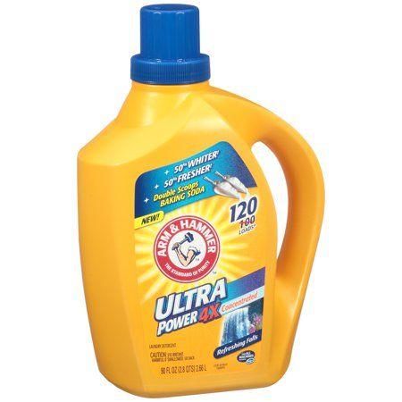 Household Essentials Laundry Detergent Liquid Laundry Detergent Laundry