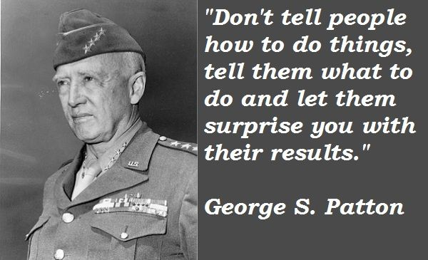 George Patton Quotes Quote From George Spatton How To Avoid These Top 3 Leadership .