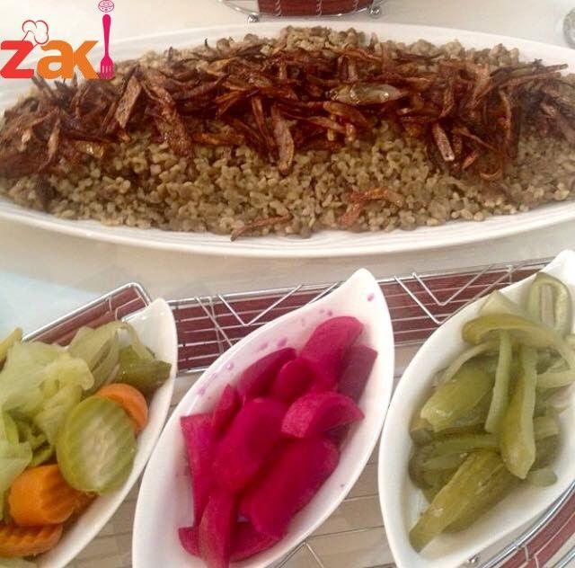 طريقة عمل المجدرة الفلسطينية مجدرة الرز من مطبخ العائلة Youtube Food Dessert Recipes Desserts