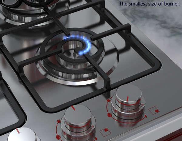 Electric Looking Cooktops Spiral Burner Stove Burner Stove Cooktop Hobs