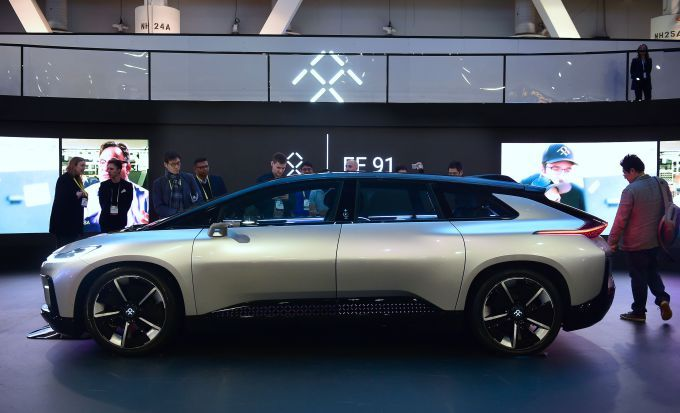 Officially Presented A 2019 2020 Concept Electric Car Lesee Electric 2019 2020 Concept Auto S
