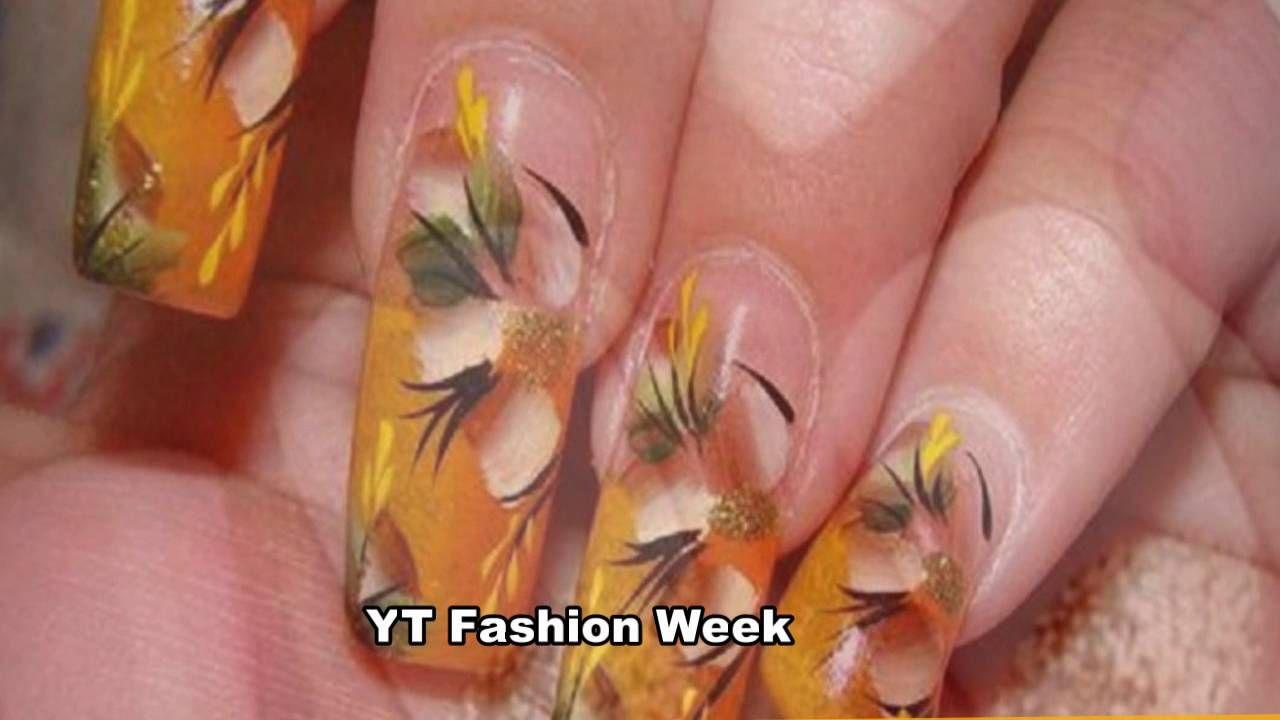 Fantastic Acrylic Nails Videos Illustration - Nail Polish Ideas ...