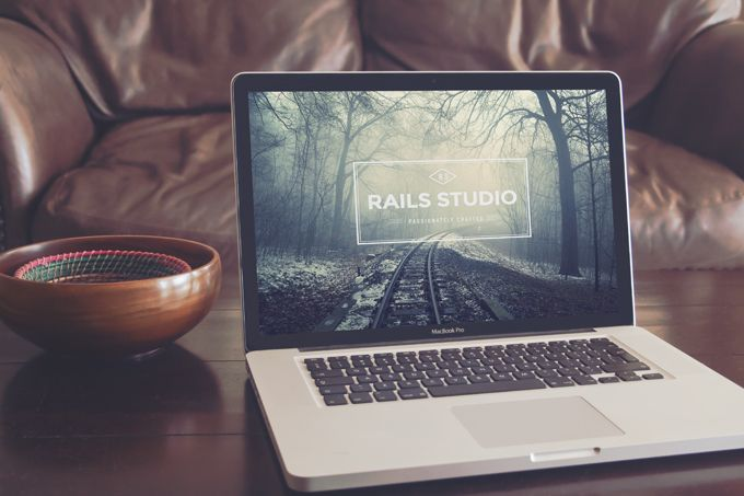 How To Make Your Own Realistic Macbook Mockup Macbook Mockup Photoshop Resources Make It Yourself