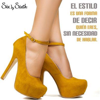 El estilo es una forma de decir quién eres, sin necesidad de hablar.