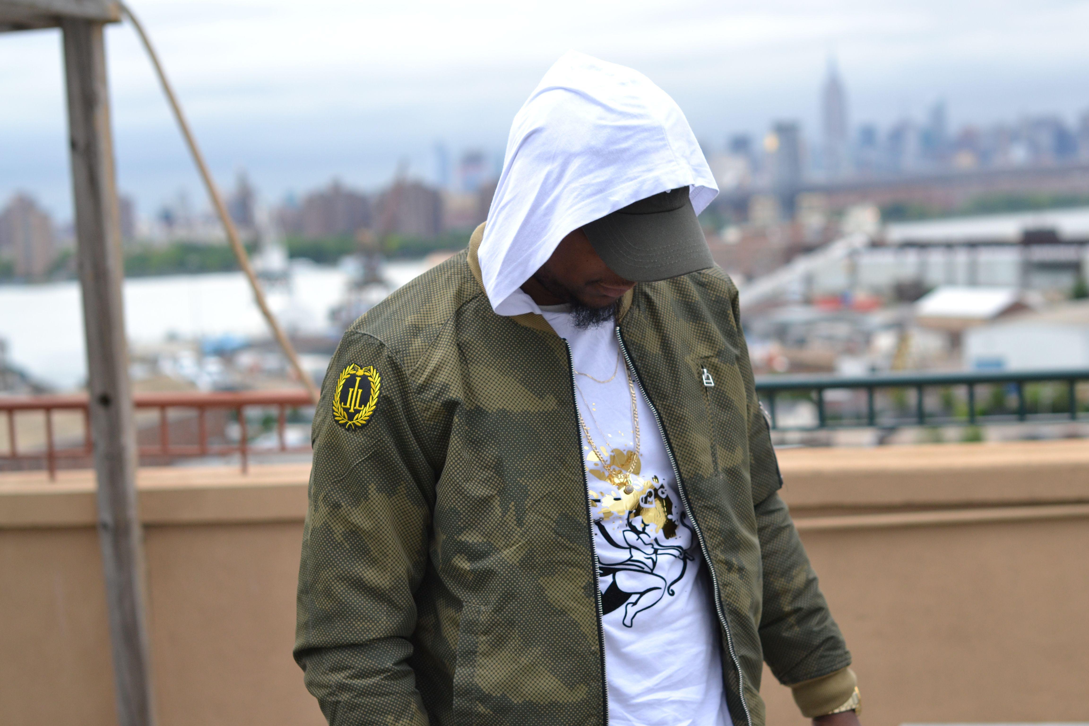 Men S Illionaire Bomber Jacket Mens Streetwear Street Wear Bomber Jacket [ 3072 x 4608 Pixel ]