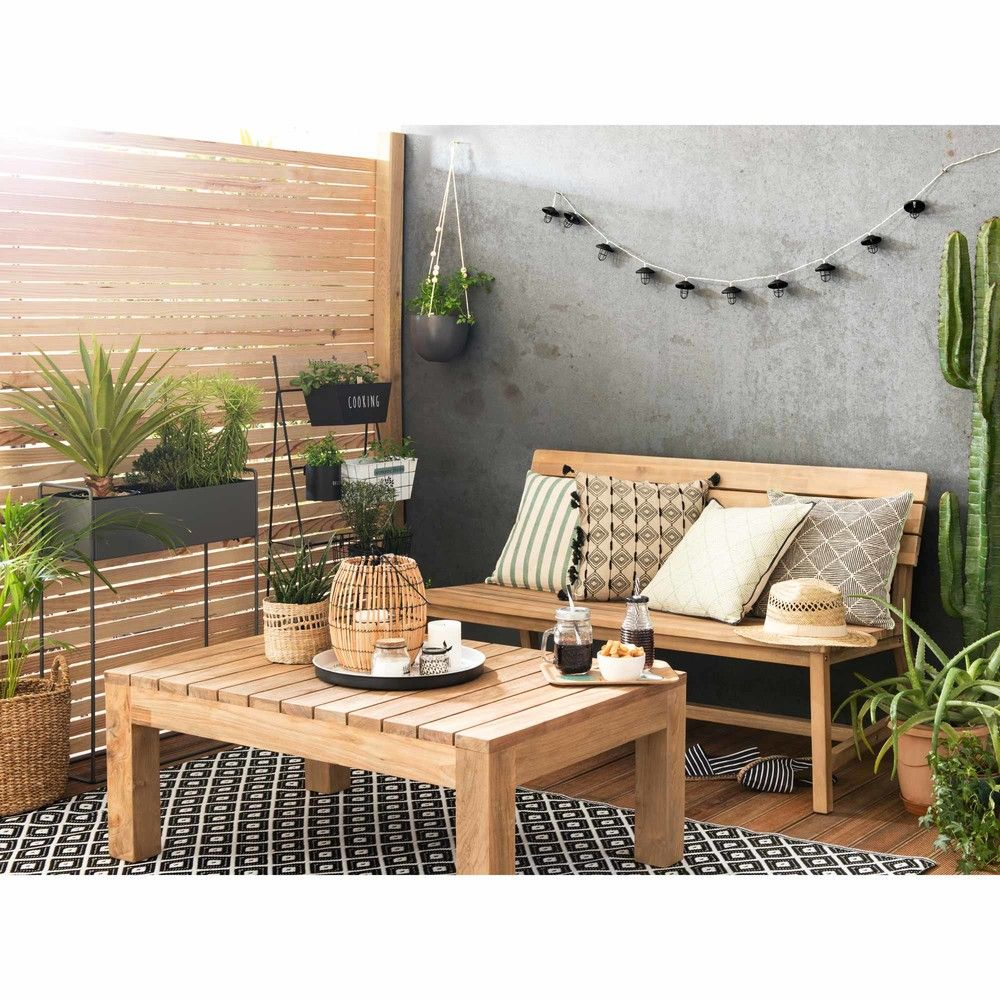 guirlande lumineuse 10 led en m tal noir maisons du monde collection green market en 2019. Black Bedroom Furniture Sets. Home Design Ideas