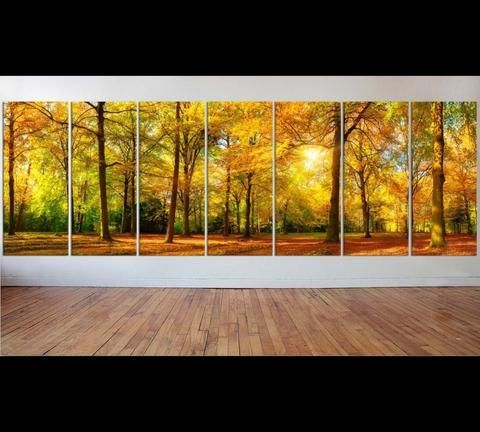Autumn Landscape Large Wall Art №46 | Wall Collages | Pinterest ...