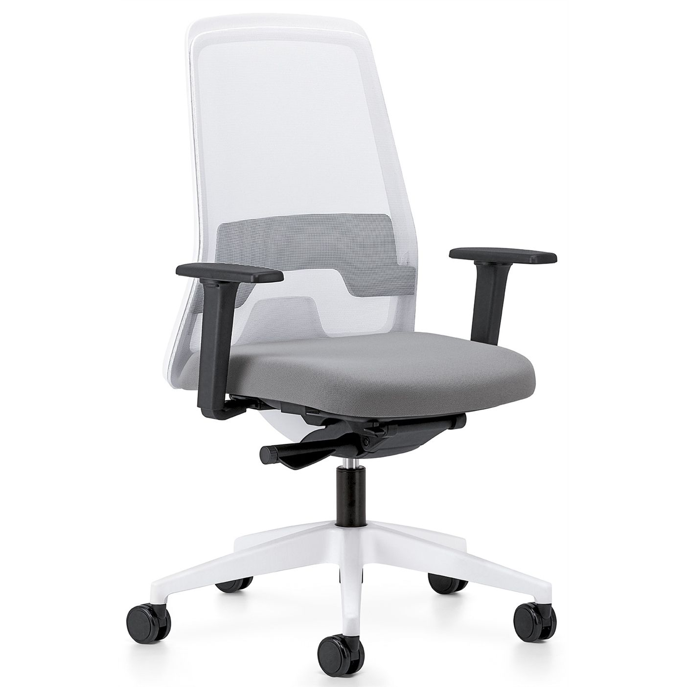 Interstuhl Every Is 1 Office Chair White Edition Office Chairs Uk Office Chair White Office Chair Most Comfortable Office Chair