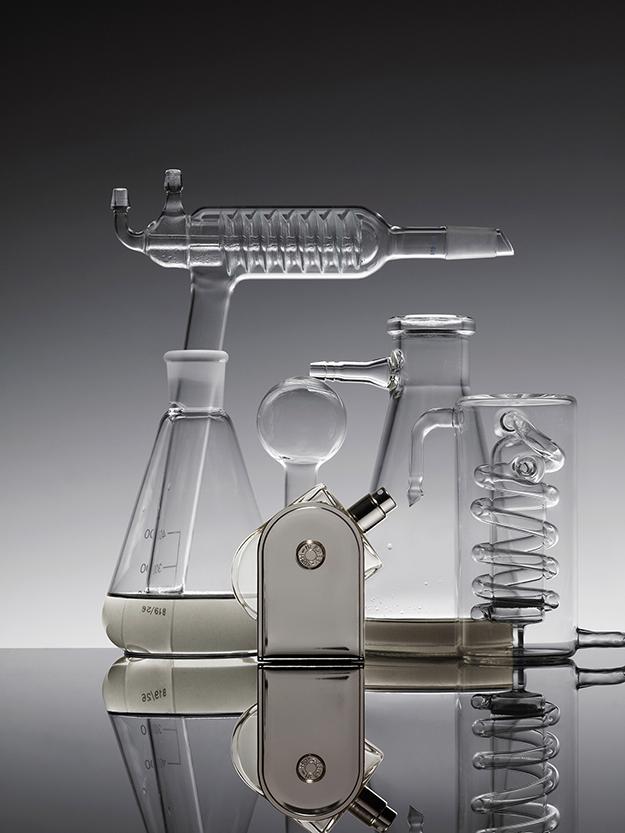 Metz+Racine 香水, 静物, 玻璃