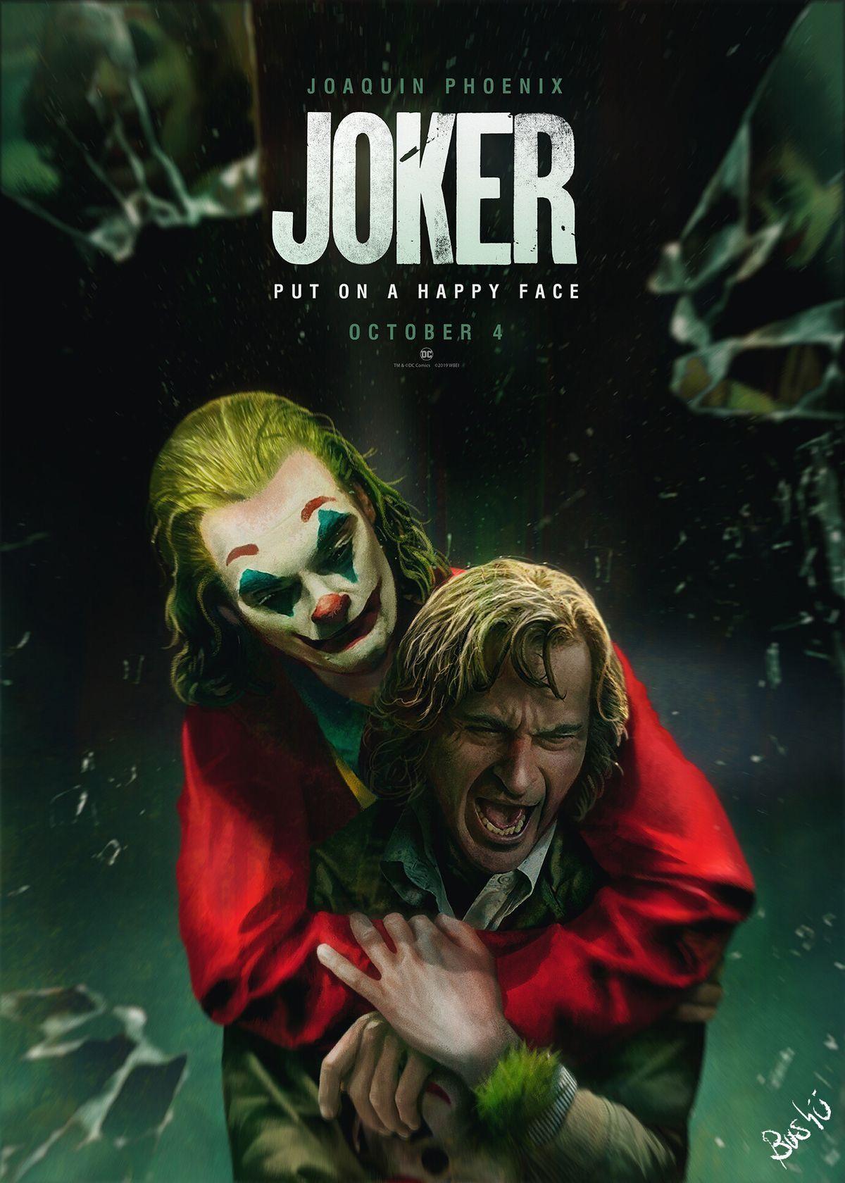 Pin De Jeanne Loves Horror En Joker Fondos De Pantalla