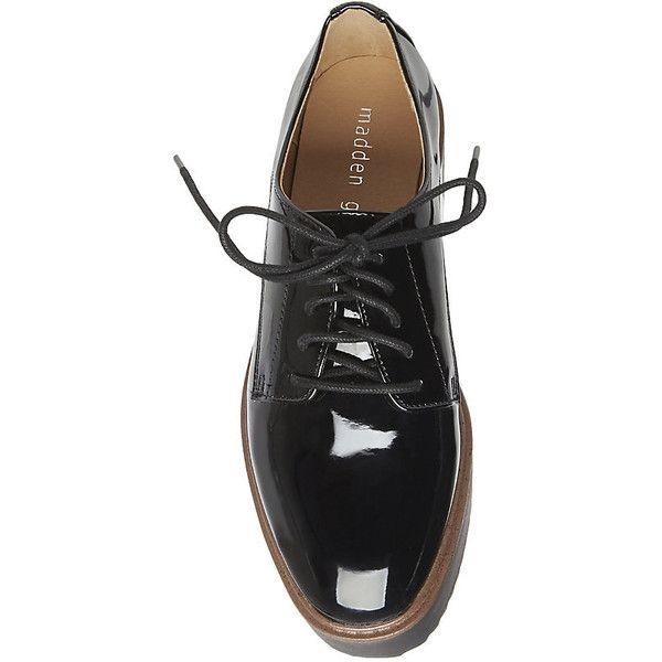 a8bf79112b4d Madden Girl by Steve Madden Written Oxford Shoes (1