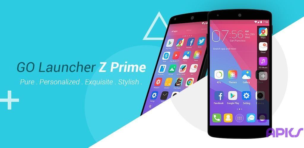GO Launcher Prime VIP Premium Apk is a stylish