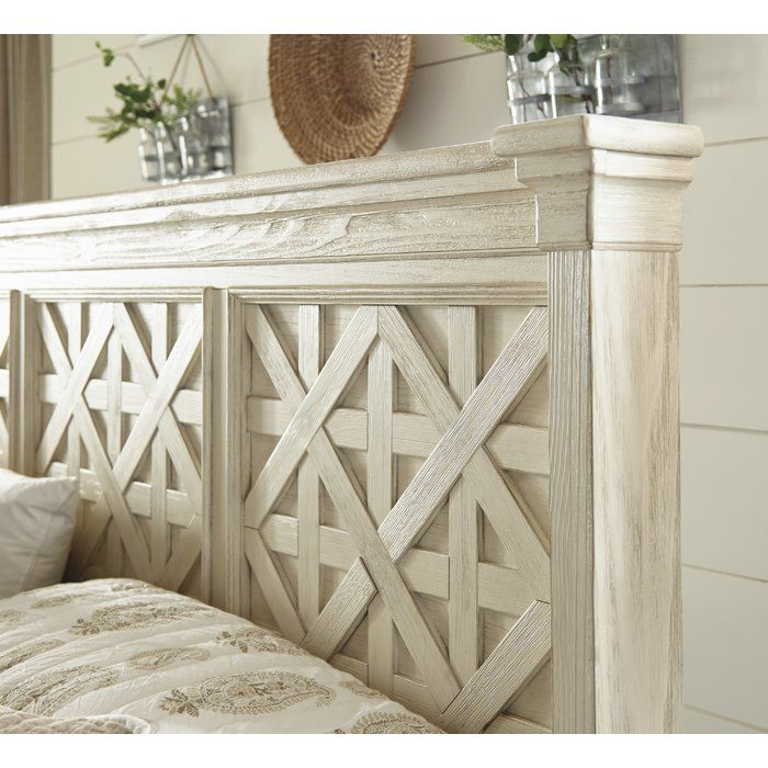 Best Francis Upholstered Panel Headboard Furniture Bedroom 400 x 300