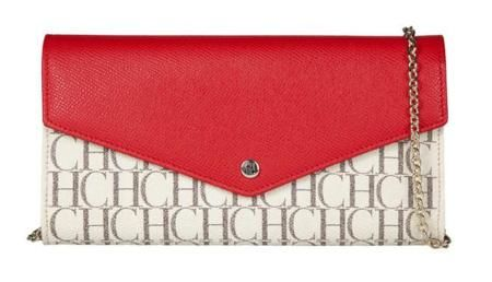 4ee7007b6f Boarding Collection Clutch Carolina Herrera Primavera-Verano 2015