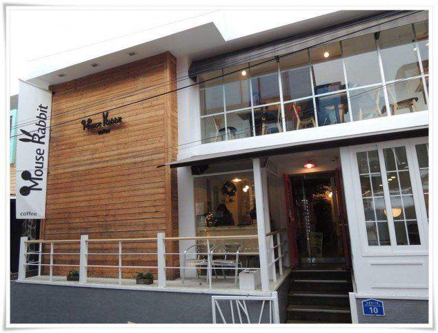 Restaurants And Cafes Owned By K Pop Idols Korean Coffee Shop Cafe Exterior Restaurant Door
