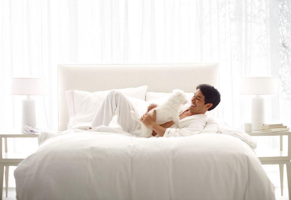 Treat Yourself To A Better Nights Sleep Heavenlybed Westin