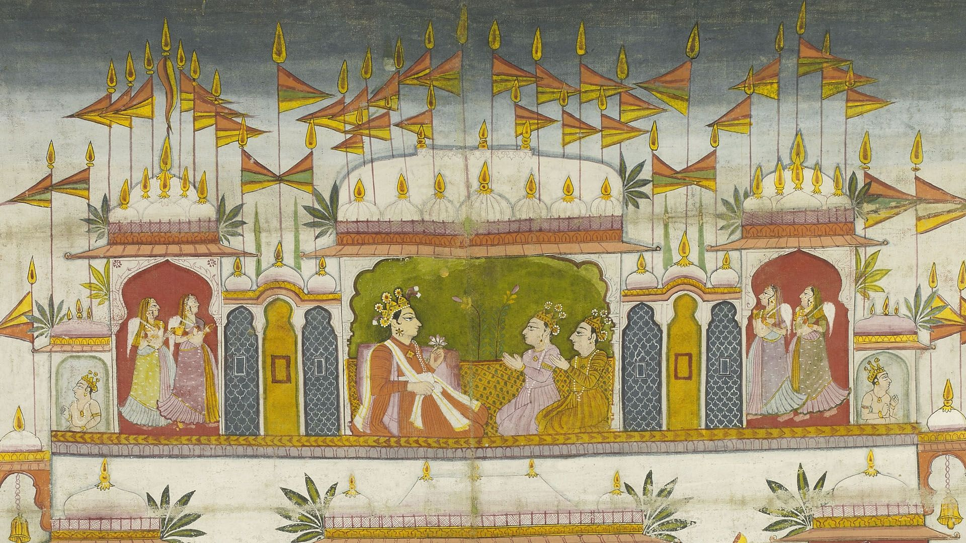 Home | Francesca Galloway Indian Miniatures Islamic and Asian ...