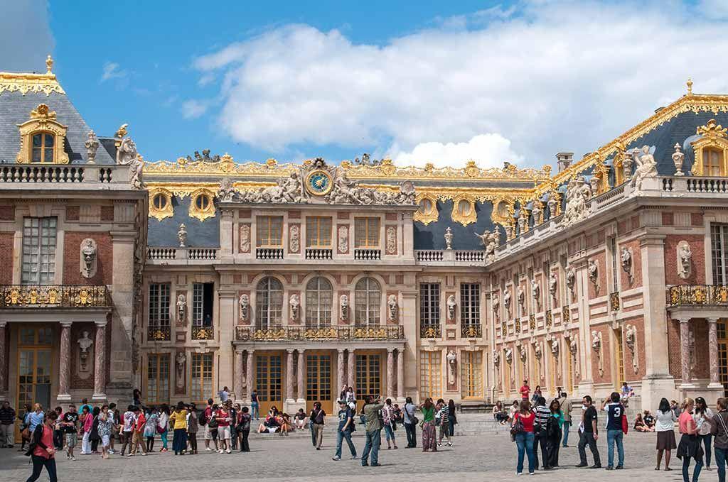 Schloss Versailles Besichtigen Schloss Versailles Versailles Schloss