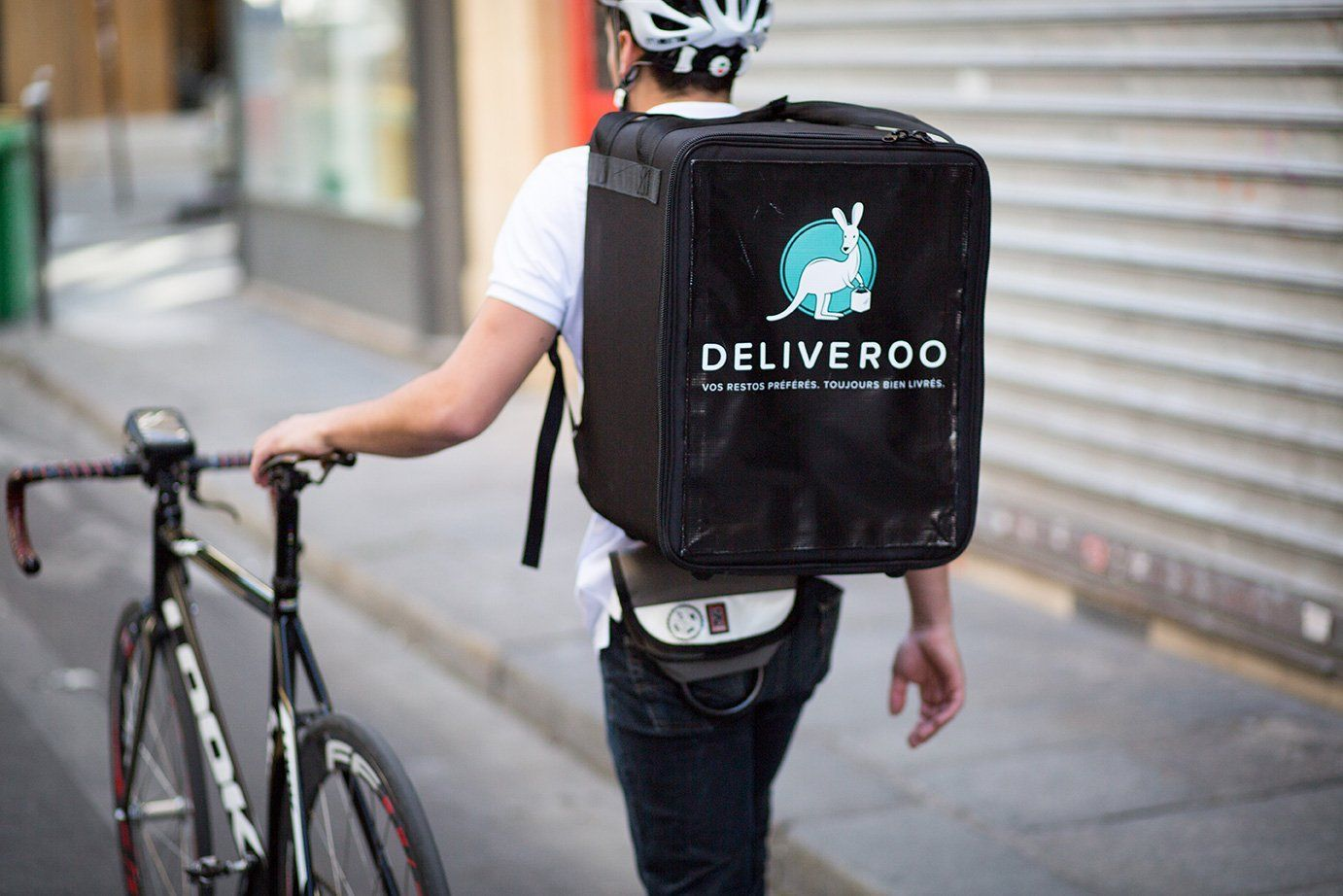 London Startup Deliveroo Has Raised 100 Million For Its