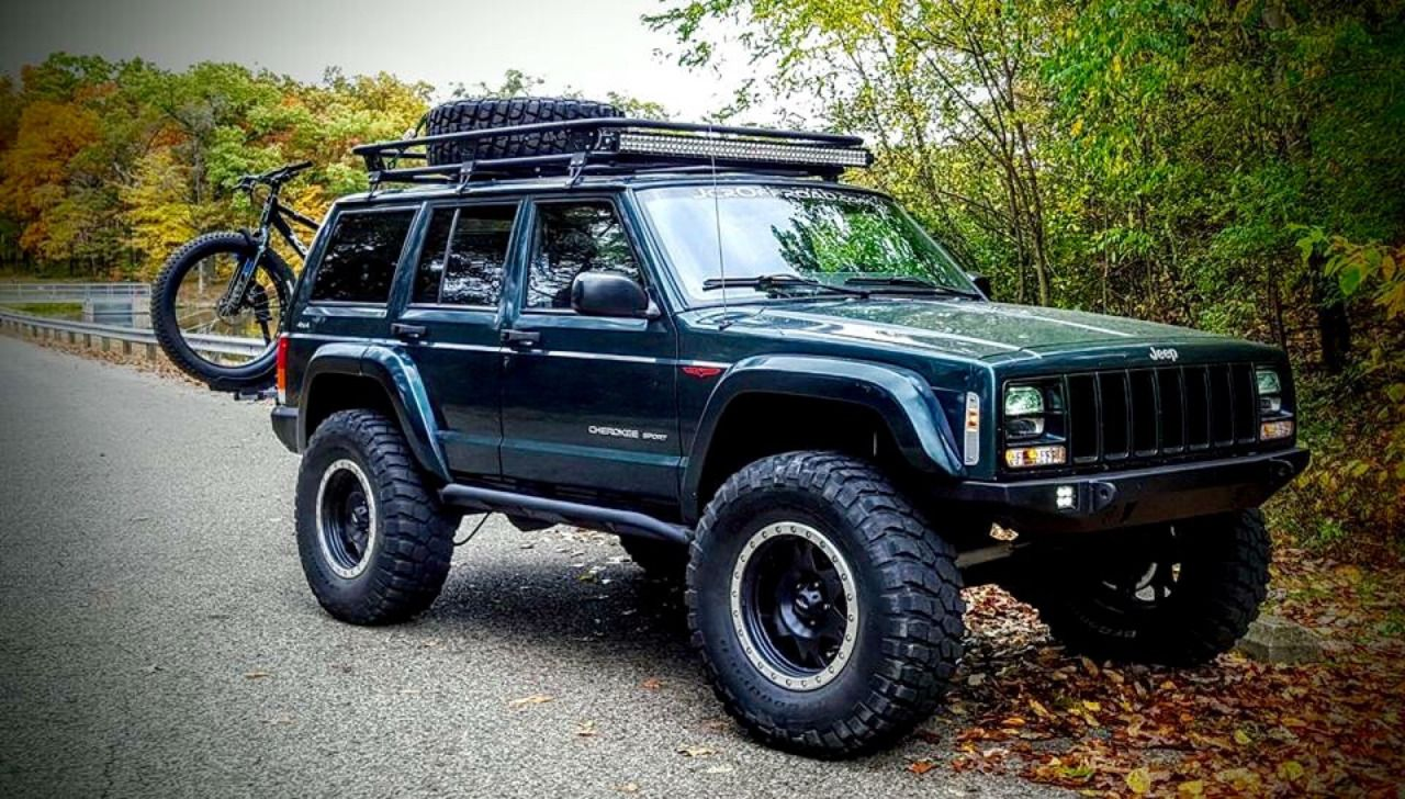 Jeep Builds Projectwk Pig347 Very Nice Daryyls Jeep