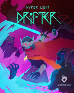 hyper light drifter Drifter, Pixel art, Indie games