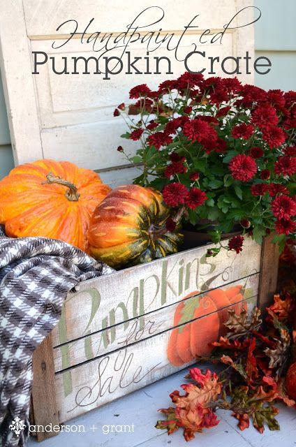Diy Fall Projects Fall Fall Decor Fall Halloween Fall Deco